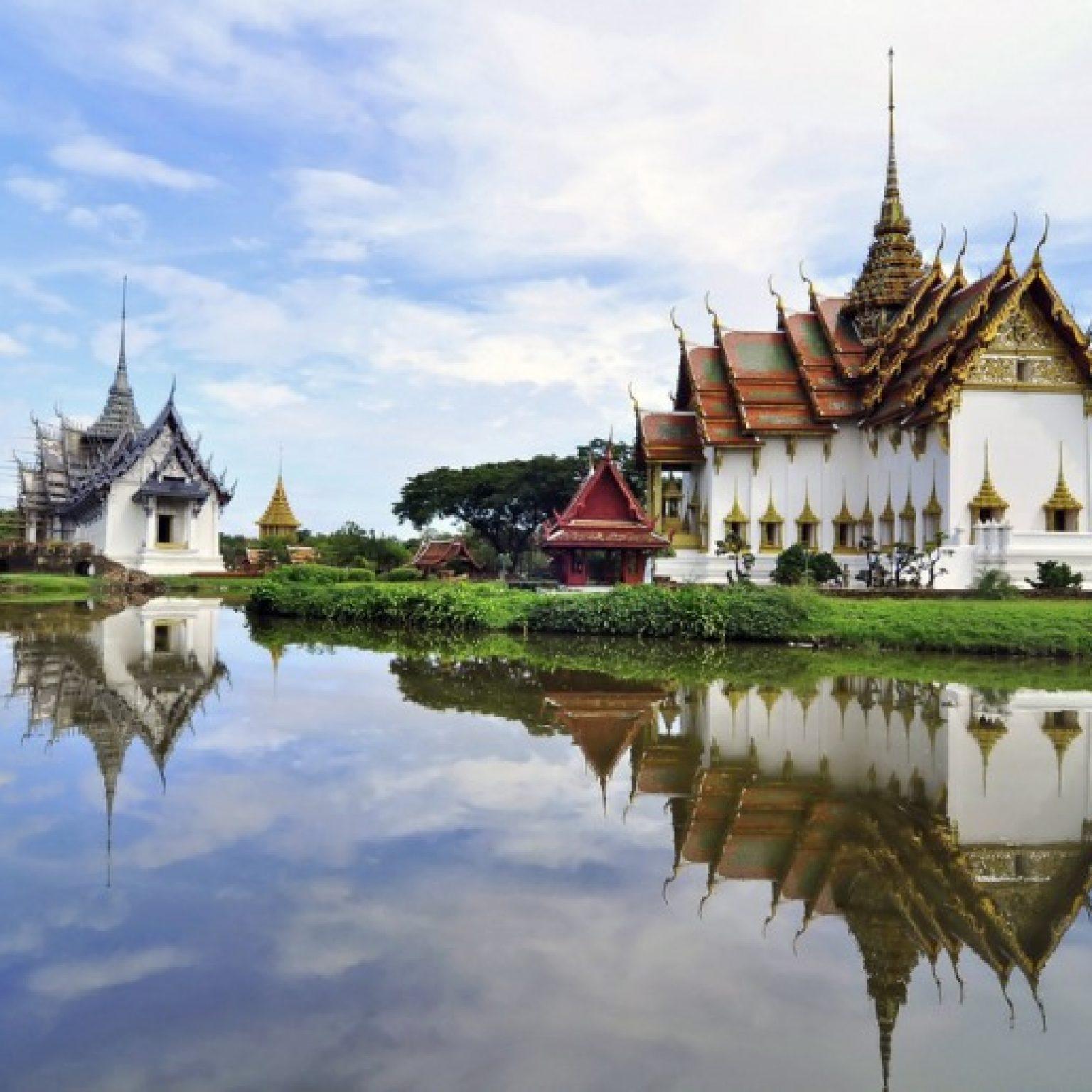 Attractions in Bangkok: Muang Boran