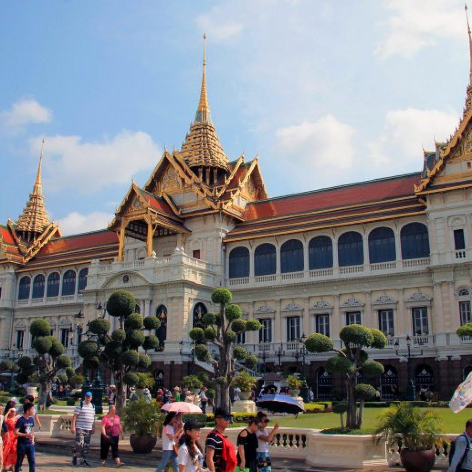 Attractions in Bangkok: Royal Palace