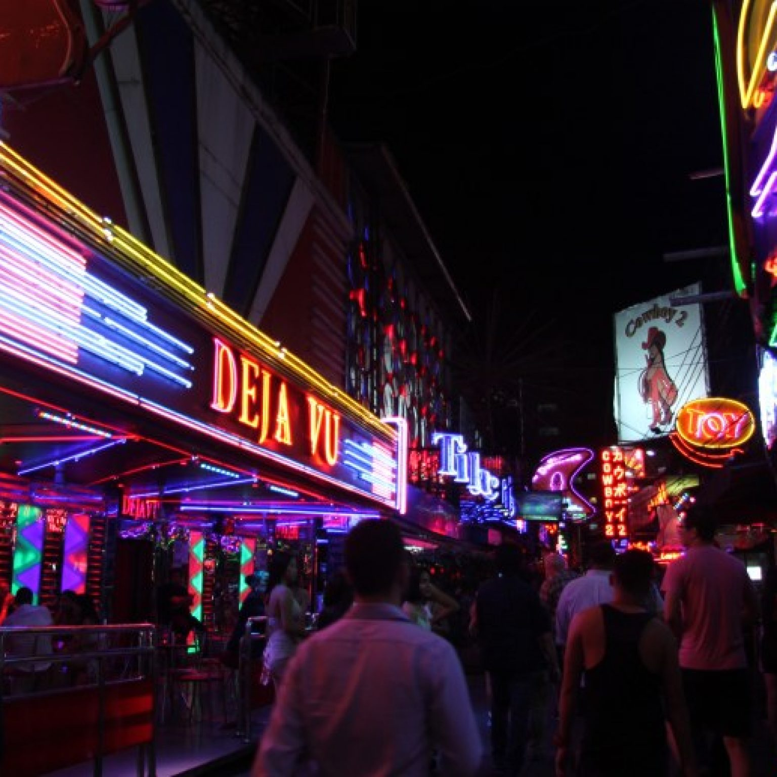 Attractions in Bangkok: