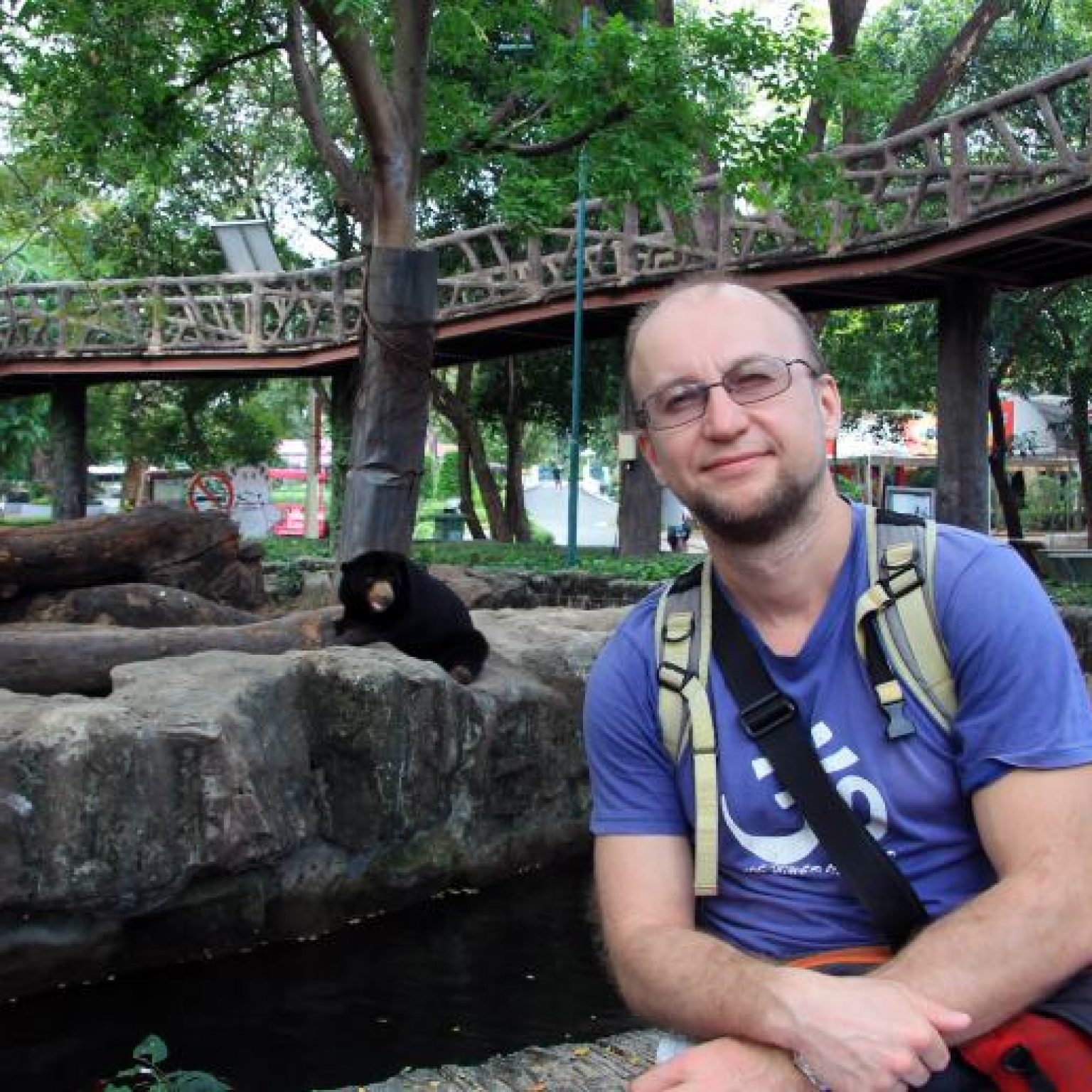 Attractions in Bangkok: Dusit Zoo