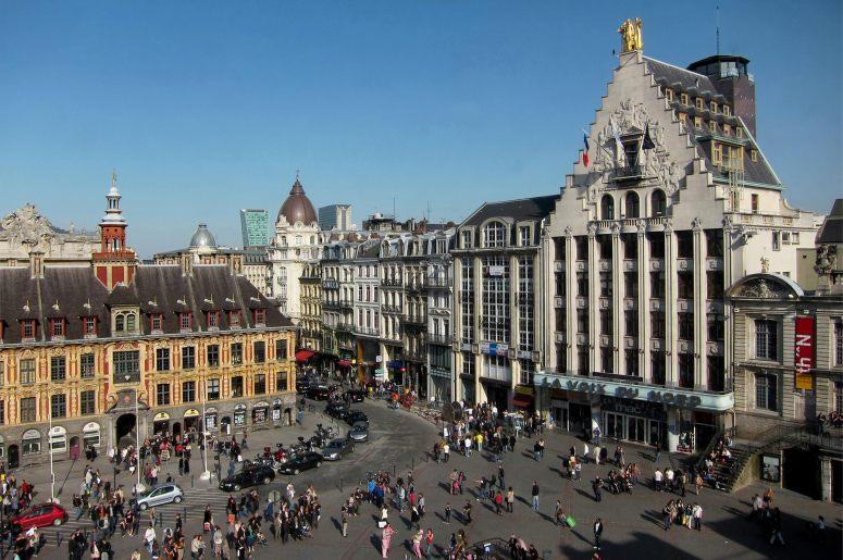 Что посмотреть в окрестностях Парижа: Лилль