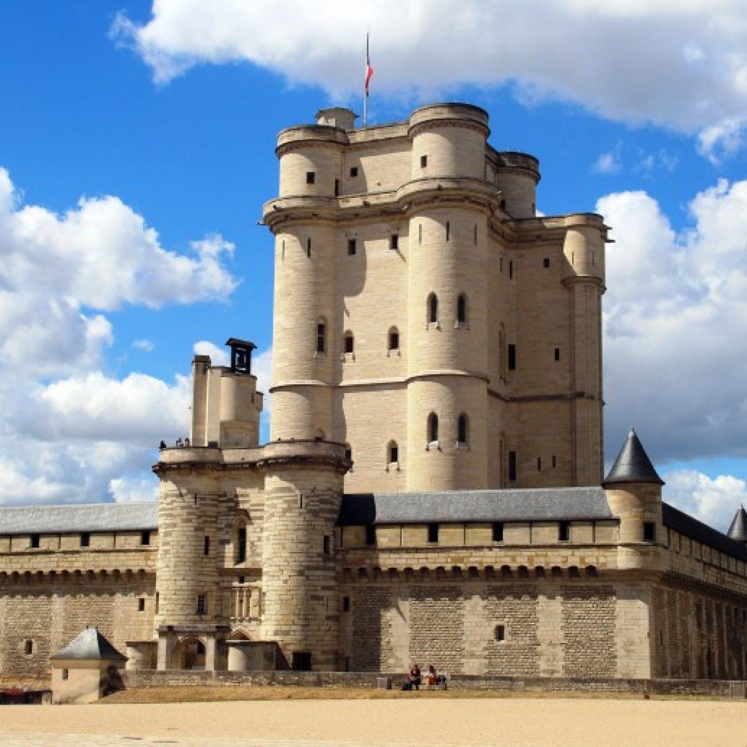 Что посмотреть в окрестностях Парижа: Венсенский замок