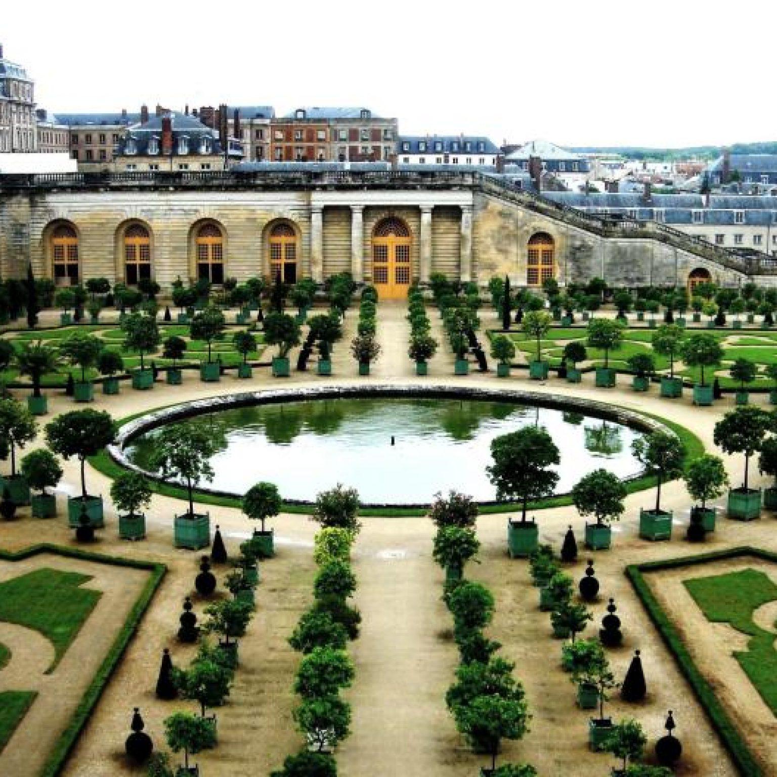 Что посмотреть в окрестностях Парижа: Версаль