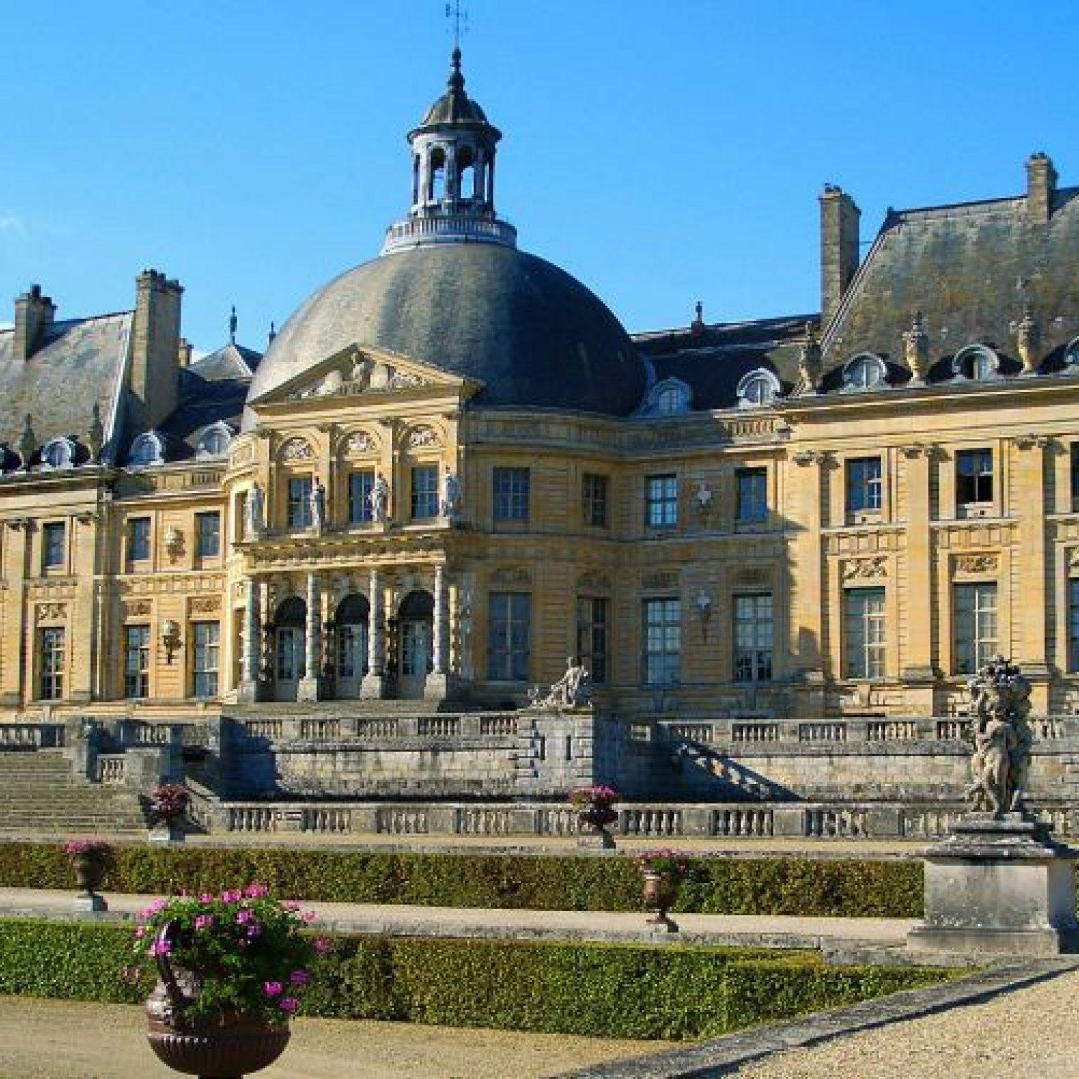 Что посмотреть в окрестностях Парижа: Во-ле-Виконт