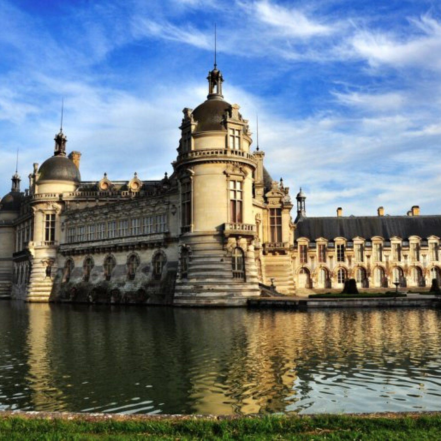 Что посмотреть в окрестностях Парижа: Замок Шантийи