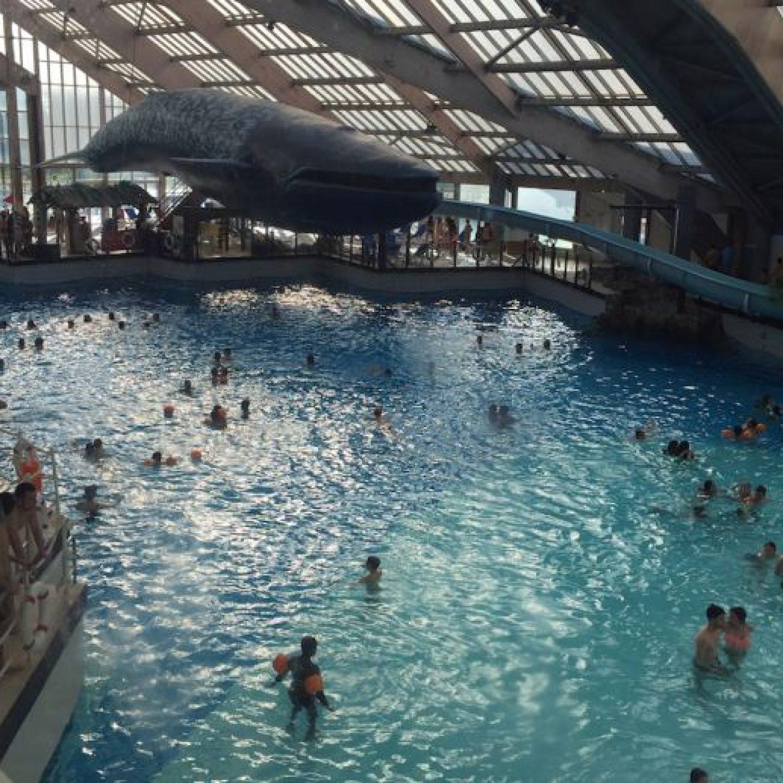 Достопримечательности Парижа: Аквапарк Aquaboulevard de Paris