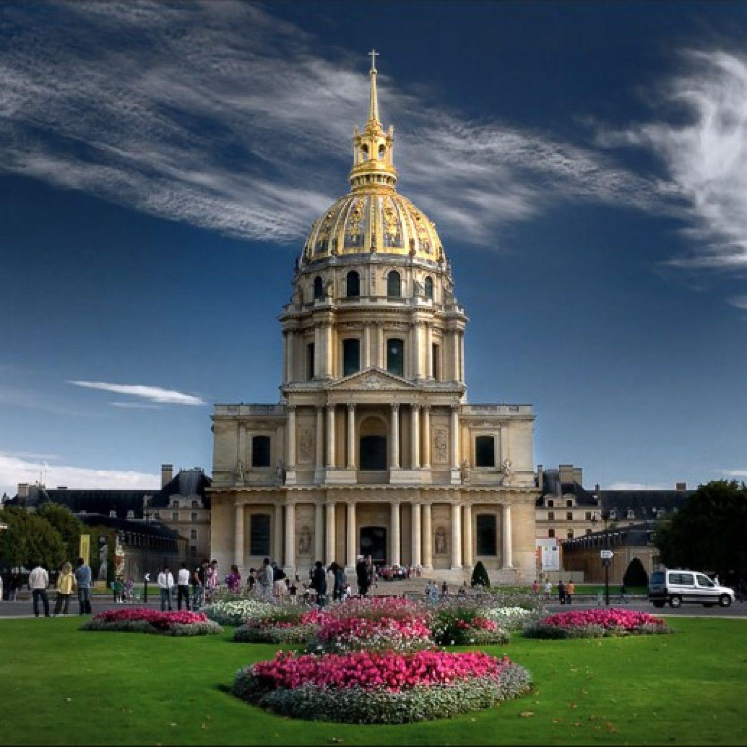 Достопримечательности Парижа: Дом инвалидов
