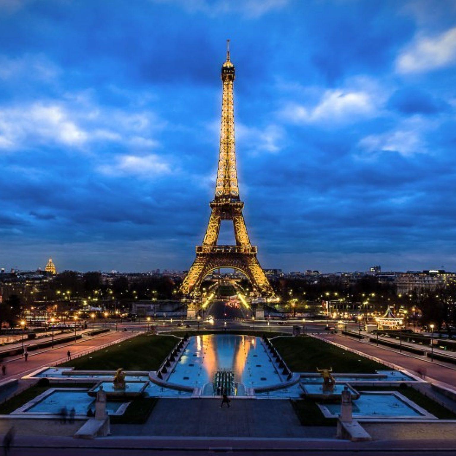 Достопримечательности Парижа: Эйфелева башня