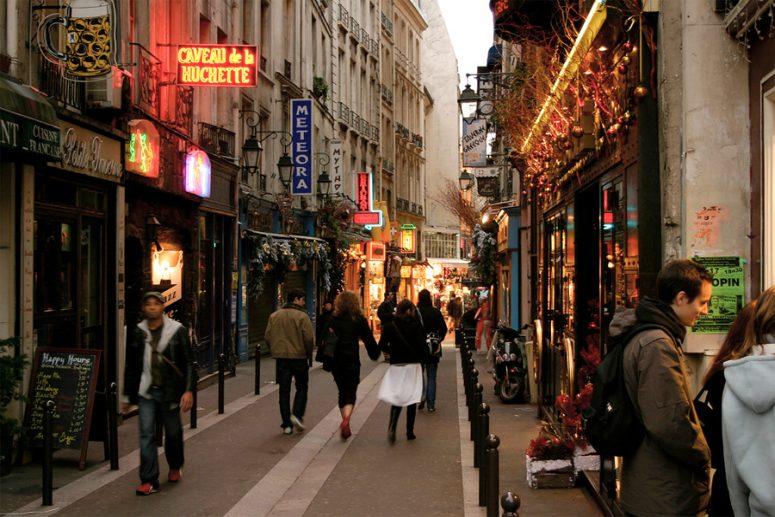 Достопримечательности Парижа: Латинский квартал