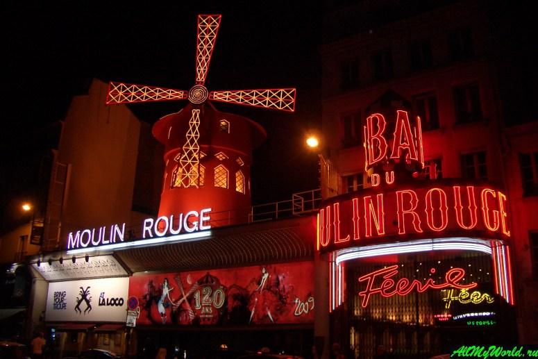 Достопримечательности Парижа: Монмартр