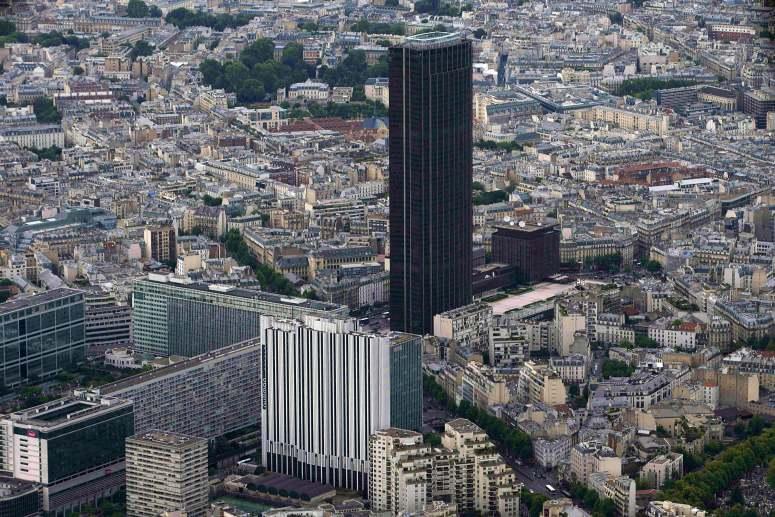 Достопримечательности Парижа: Монпарнас