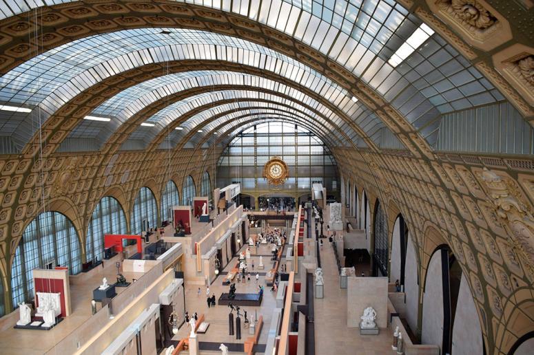 Достопримечательности Парижа: Музей Орсе