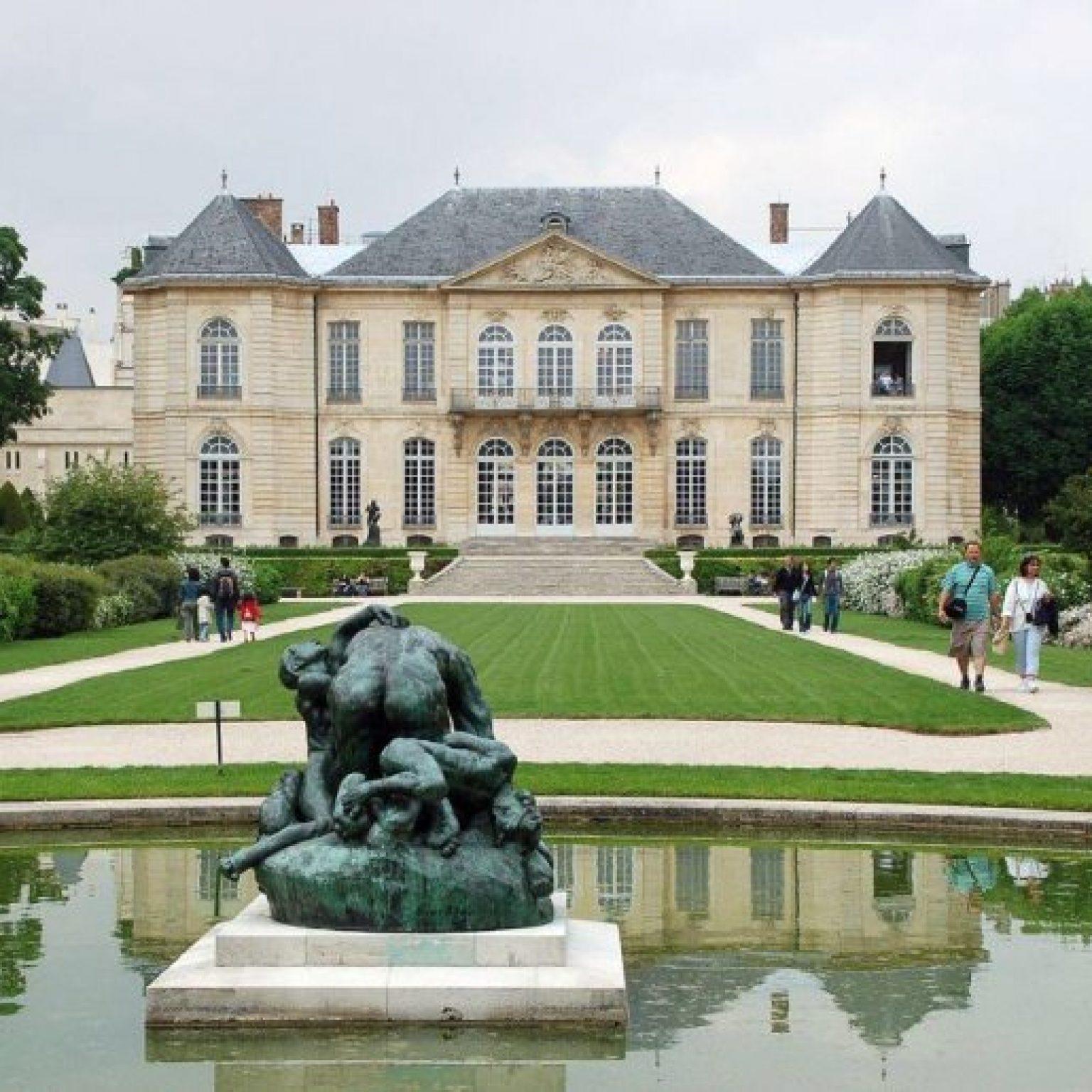 Достопримечательности Парижа: Музей Родена