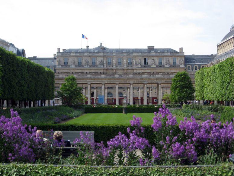Достопримечательности Парижа: Пале Рояль