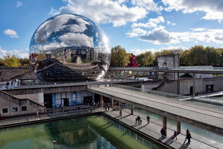 Достопримечательности Парижа: Парк Ла-Виллет