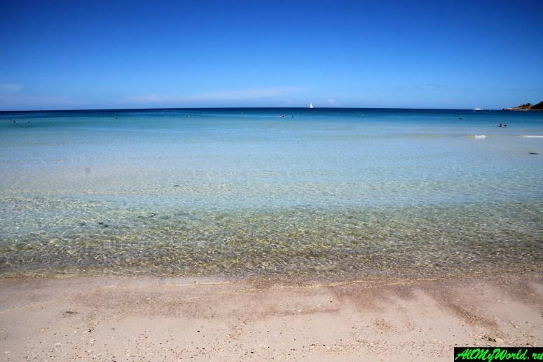 Пляж Хаад Рин на Пангане - место легендарной Full Moon Party