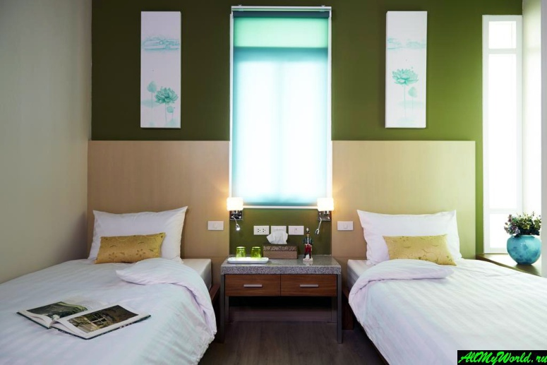 Where to stay in Bangkok: Uncle Loy's Boutique House
