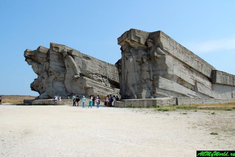 Достопримечательности Крыма - Аджимушкайские каменоломни