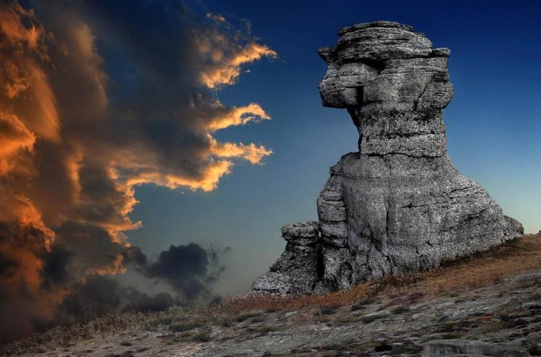 Достопримечательности Крыма - Долина привидений