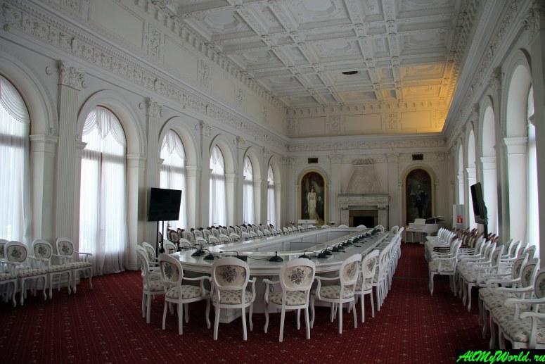 Достопримечательности Крыма - Ливадийский дворец