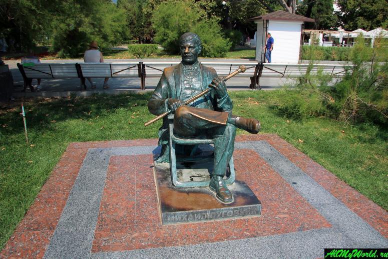 Достопримечательности Крыма - Набережная Ялты