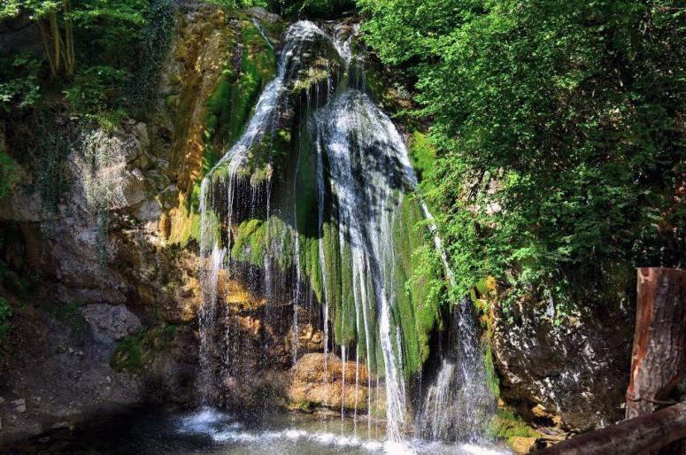 Достопримечательности Крыма - Водопад Джур-Джур