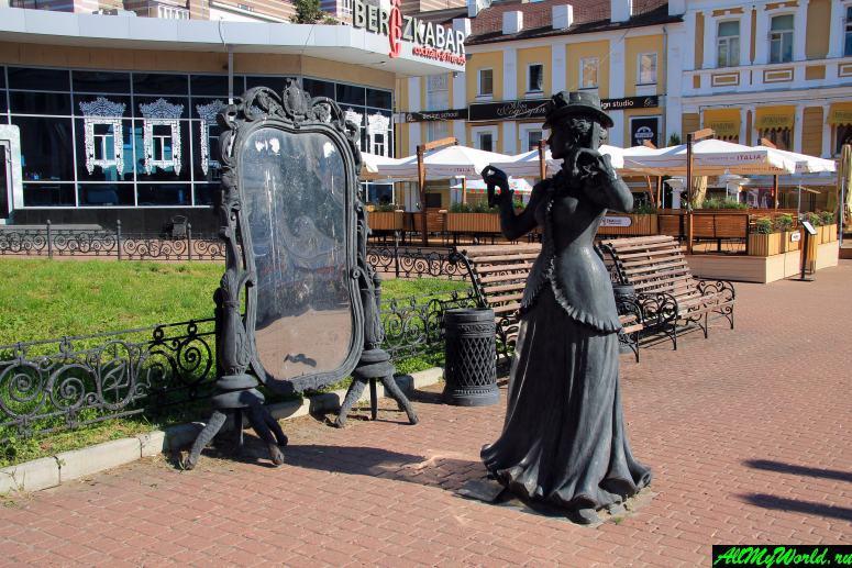 Достопримечательности Нижнего Новгорода: Большая Покровская улица