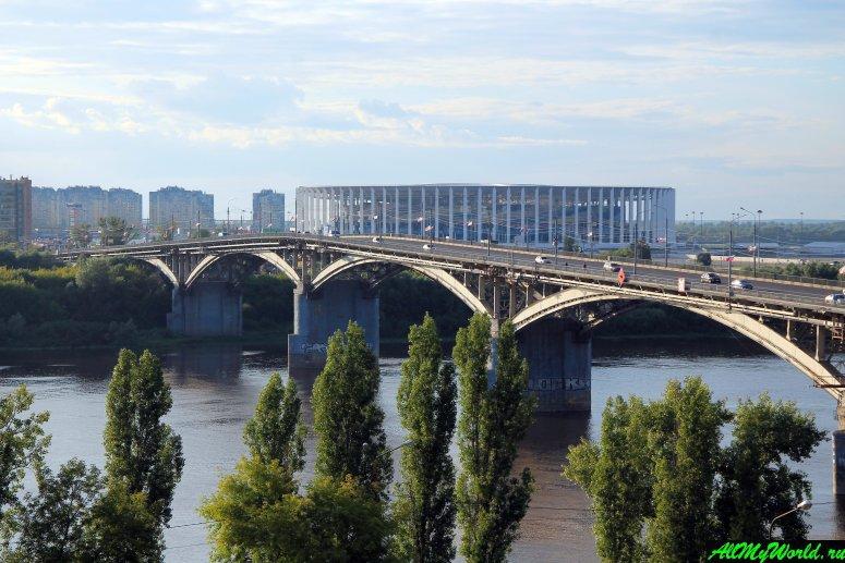 Достопримечательности Нижнего Новгорода: Канавинский мост