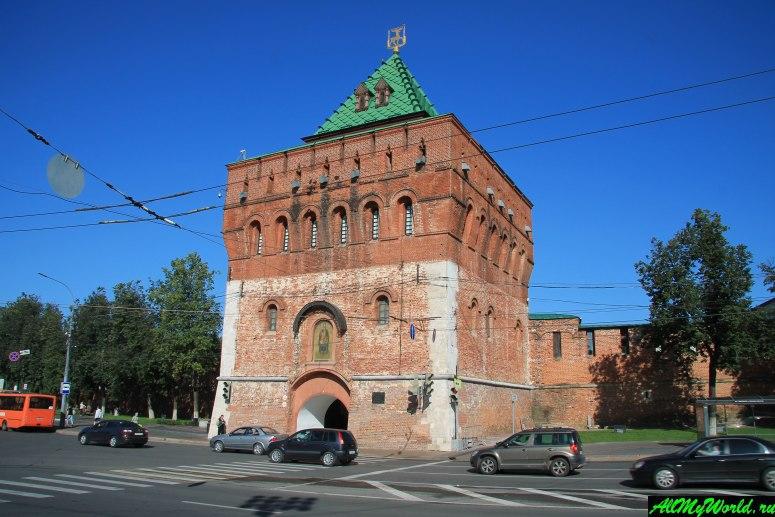 Достопримечательности Нижнего Новгорода: Нижегородский кремль