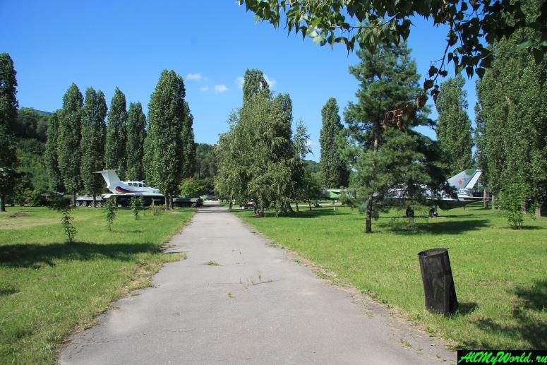 Достопримечательности Нижнего Новгорода: Парк Победы