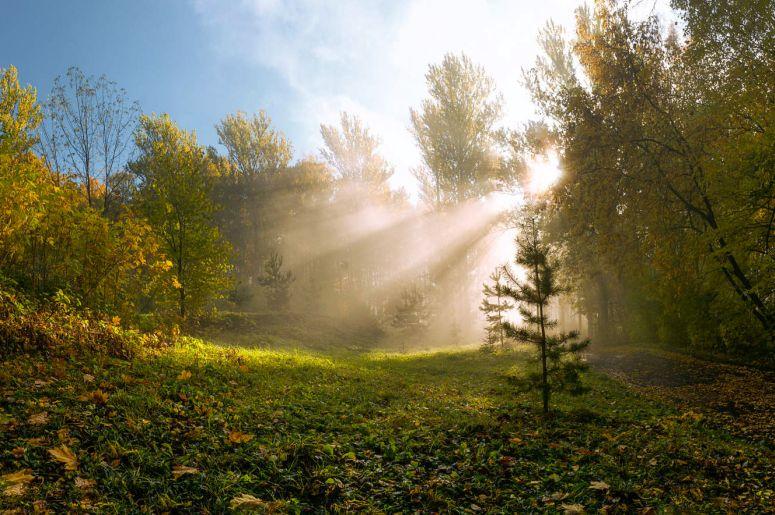 """Достопримечательности Нижнего Новгорода: Парк """"Швейцария"""""""
