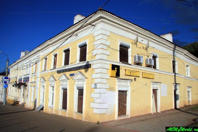 Достопримечательности Нижнего Новгорода: Усадьба Абамелек-Лазаревых