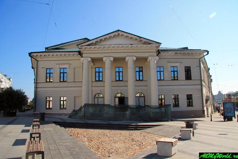 Достопримечательности Нижнего Новгорода: Здание Дворянского собрания