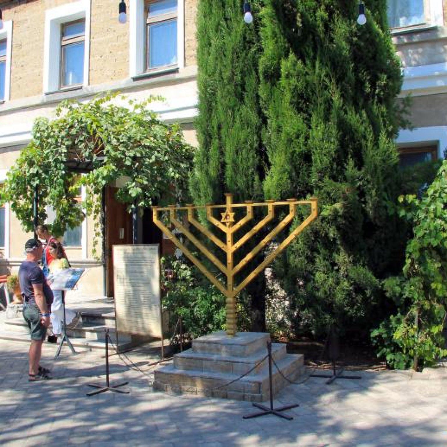 Достопримечательности Евпатории: Синагога Егия-Капай