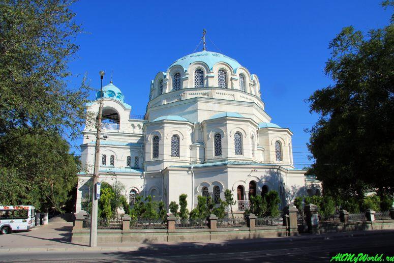 Достопримечательности Евпатории: Свято-Никольский собор
