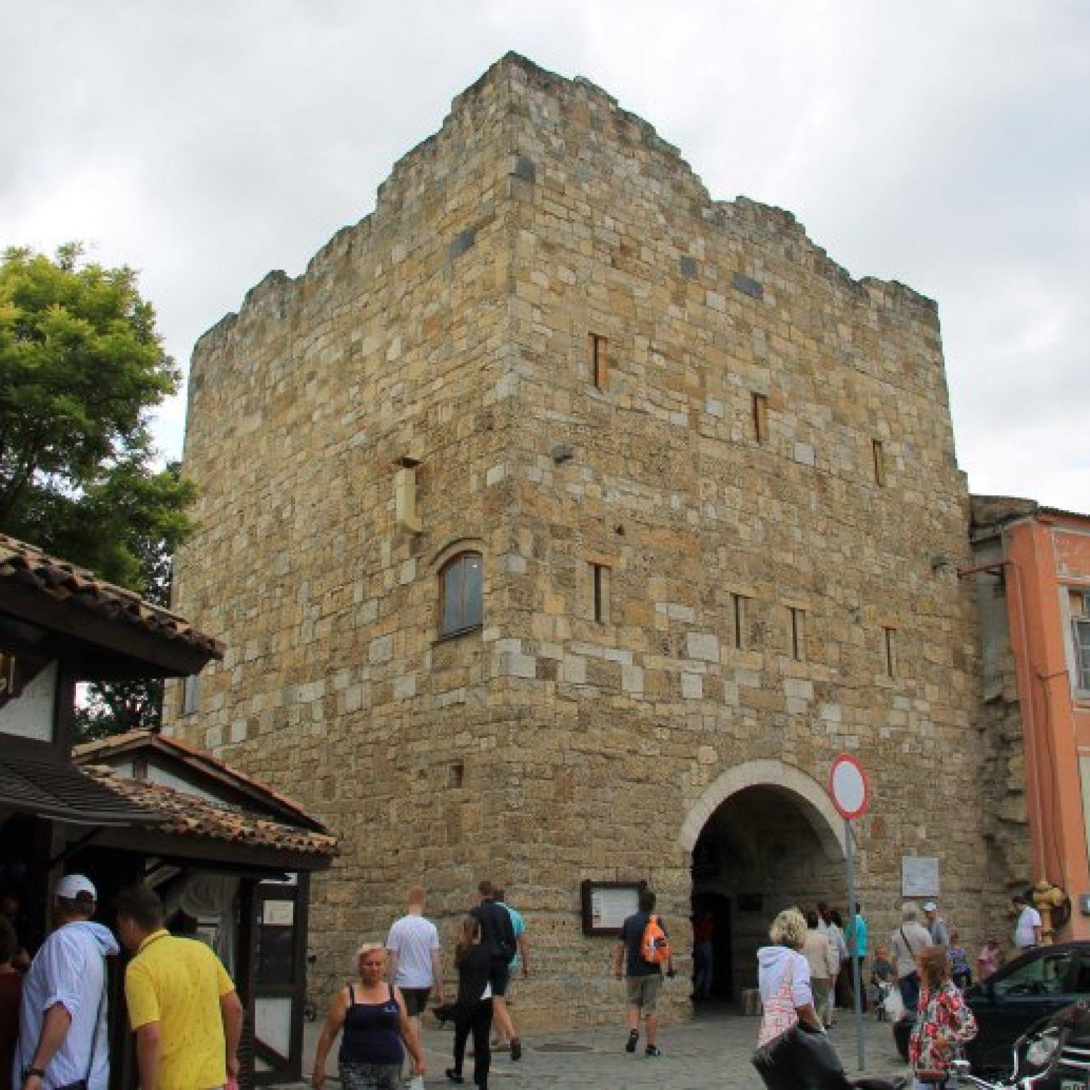Достопримечательности Евпатории: Гёзлевские ворота
