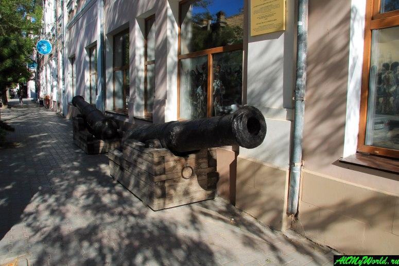 Достопримечательности Евпатории: Музей истории Крымской войны