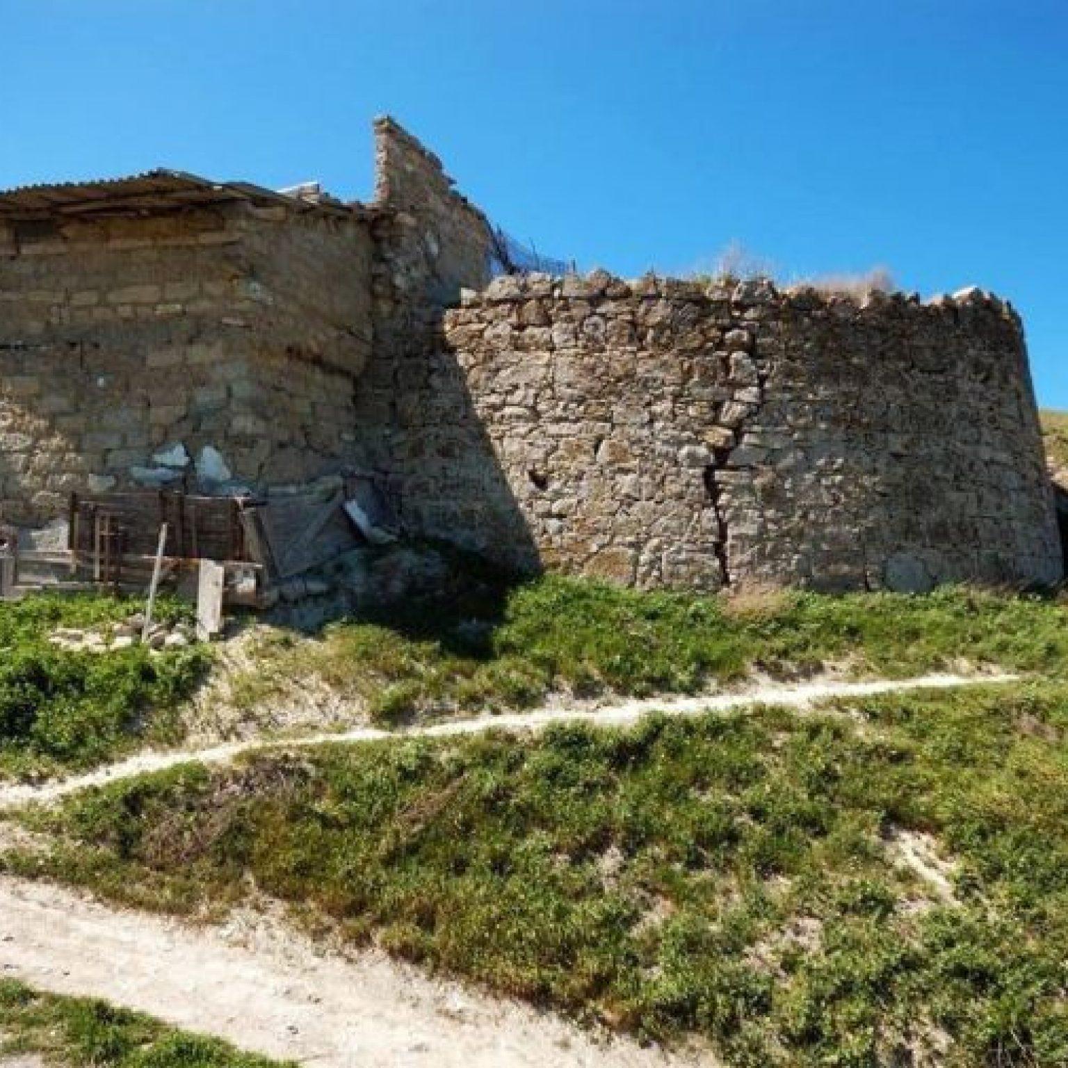 Достопримечательности Феодосии: Башня Святого Фомы