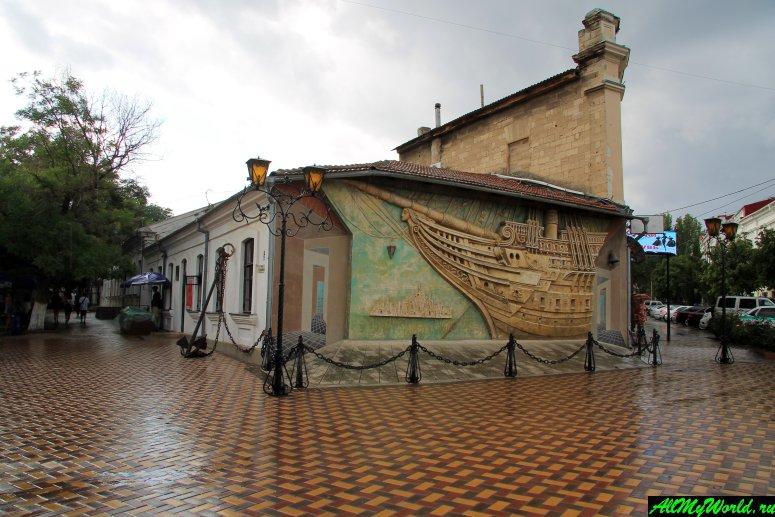 Достопримечательности Феодосии: Дом-музей А. Грина