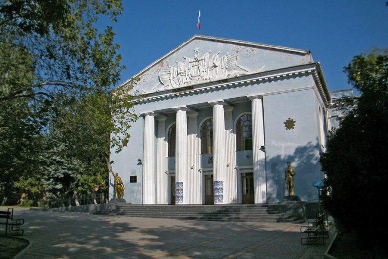 Достопримечательности Феодосии: Дом офицеров