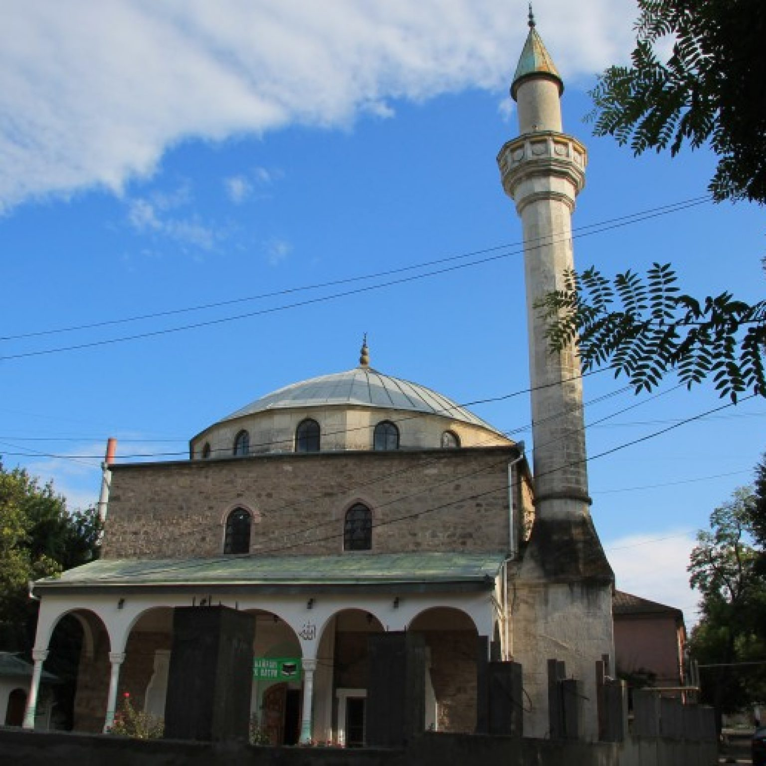 Достопримечательности Феодосии: Мечеть Муфти-Джами