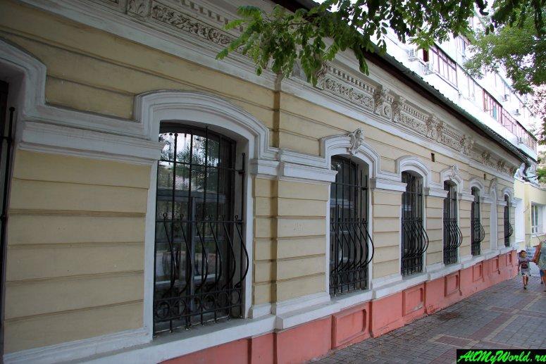 Достопримечательности Феодосии: Музей Веры Мухиной