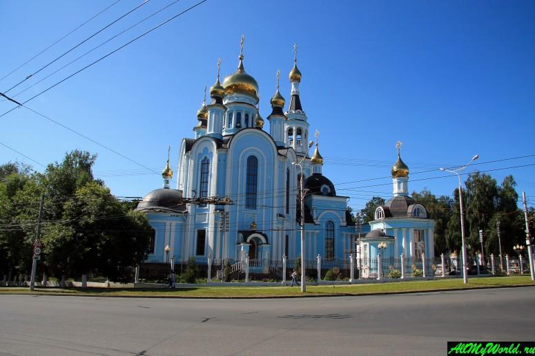 Достопримечательности Чебоксар: Покровско-Татианинский собор