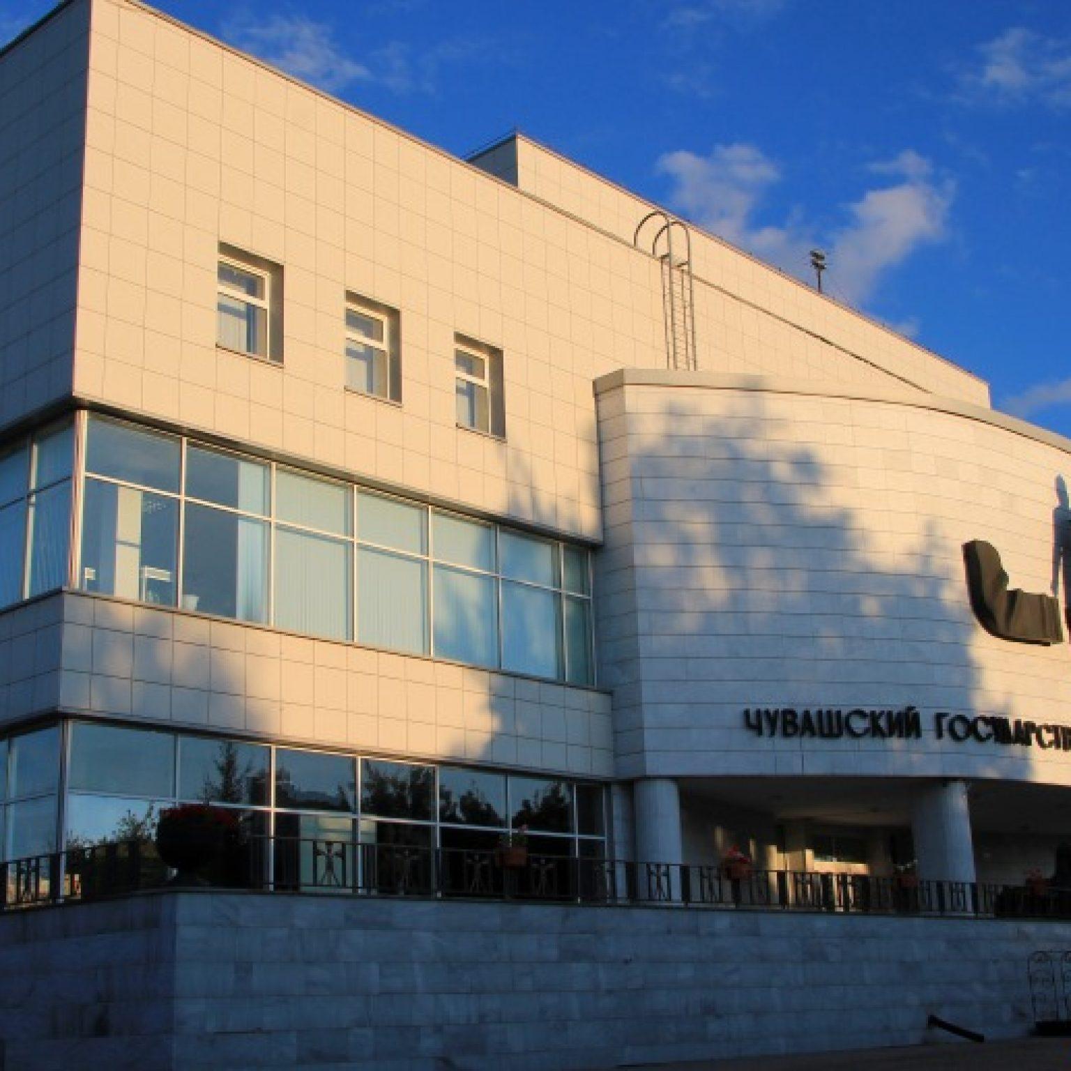Достопримечательности Чебоксар: Чувашский художественный музей