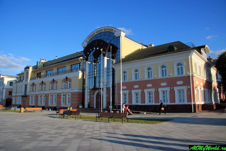 Достопримечательности Чебоксар: Чувашский национальный музей