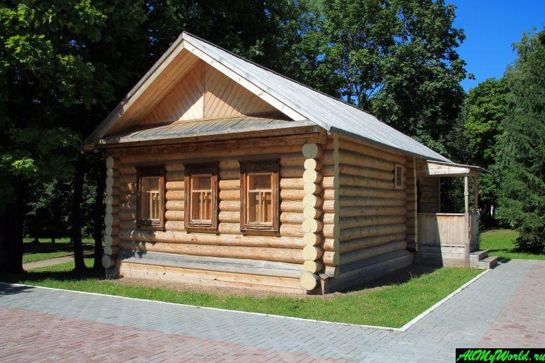 Достопримечательности Чебоксар: музей В. И. Чапаева