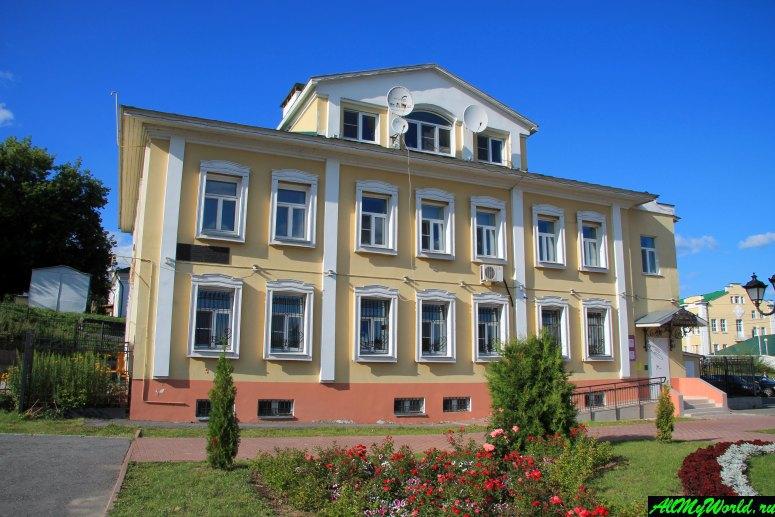 Достопримечательности Чебоксар: Музей Сеспеля