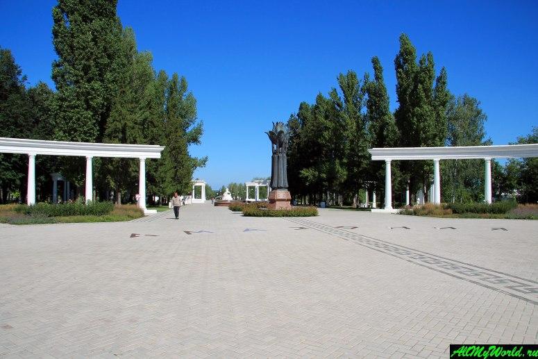 Достопримечательности Чебоксар: Парк им. 500-летия Чебоксар