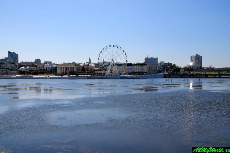 Достопримечательности Чебоксар: Чебоксарский залив