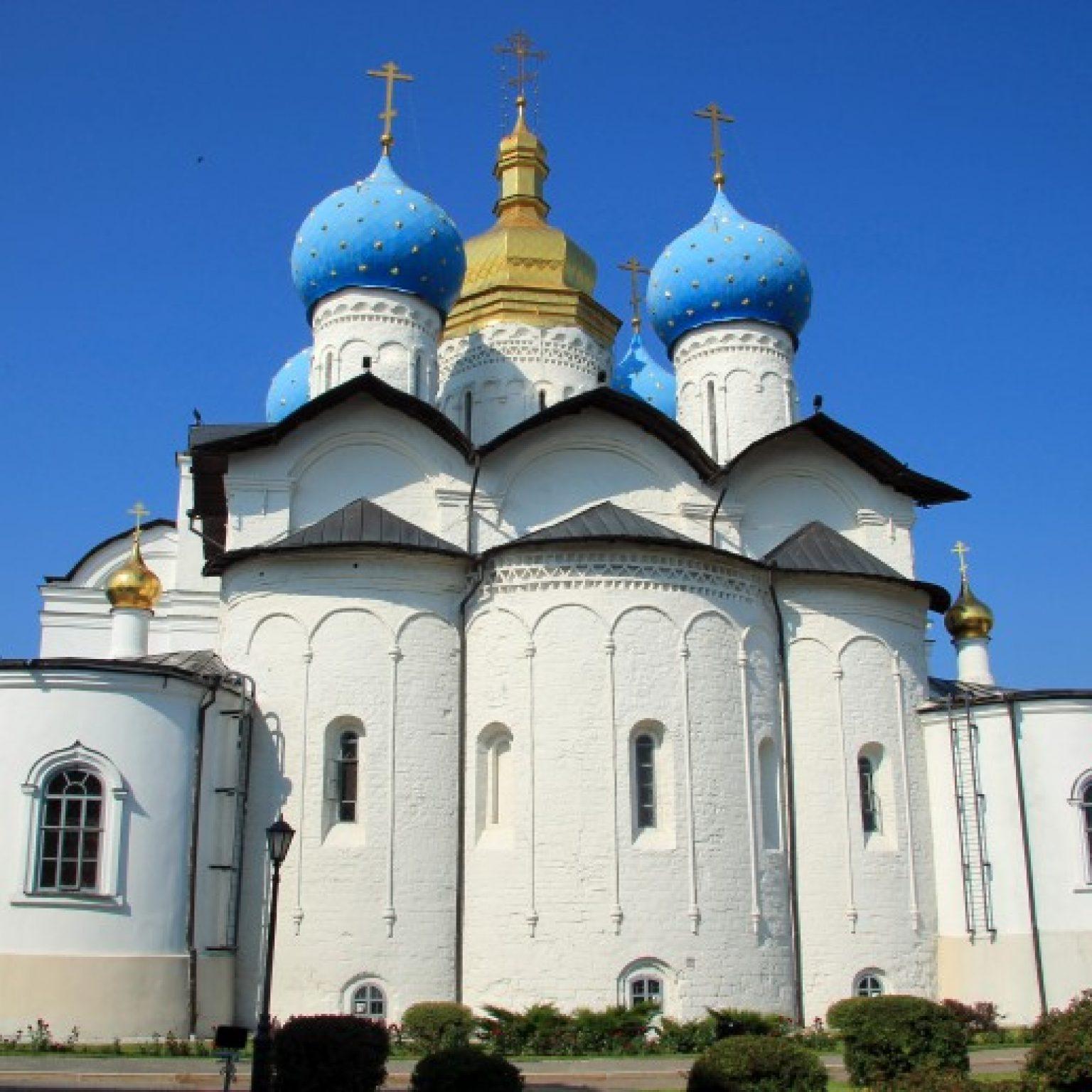 Достопримечательности Казани: Благовещенский собор Казанского кремля